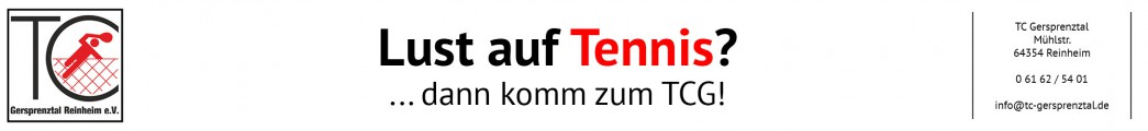 TC Gersprenztal Reinheim e.V.